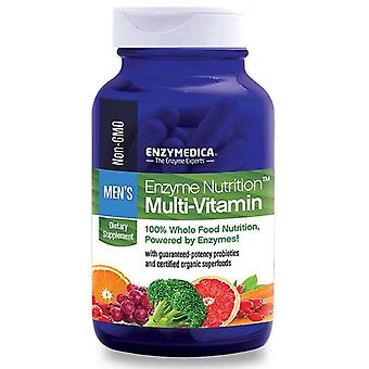 Enzymedica Enzyme Nutrition Men's Capsules 120 (14006)