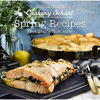 Spring Recipes by Angela Gray - 9781912213337 Book