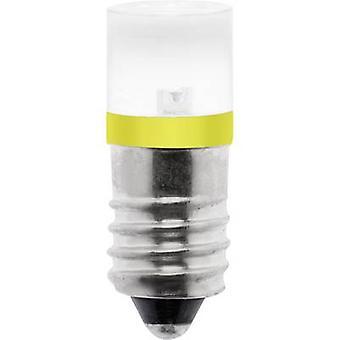 Barthelme LED indicator licht E10 Amber 230 V DC, 230 V AC 7011 3622