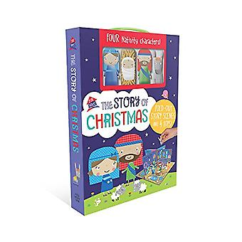 The Story of Christmas by Dawn Machell - 9781788433006 Book