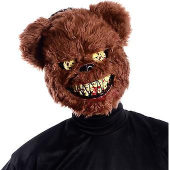 Ted Deady Bear Mask For Halloween