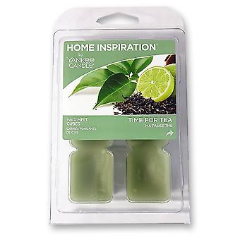 Yankee Candle Home Inspiration Time For Tea Wax Melt Cubes