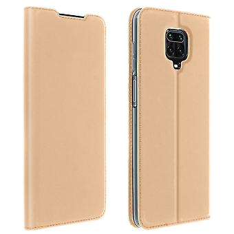 Skyddsfodral Xiaomi Redmi Note 9 Pro Max/Note 9 Pro/Note 9S Dux Ducis Guld