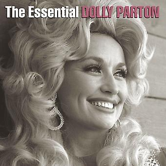 Dolly Parton - Essential Dolly Parton [CD] USA import