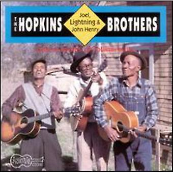 Hopkins Brothers - Lightnin' Joel & John Henry [CD] USA import