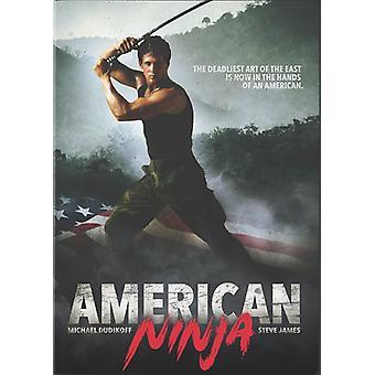 Amerikaanse Ninja [DVD] USA importeren