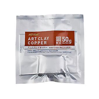 Art Clay Kupfer 50gm
