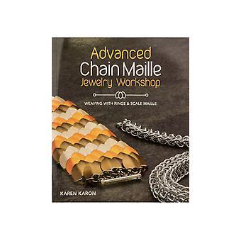 Advanced Chain Maille By Karen Karon