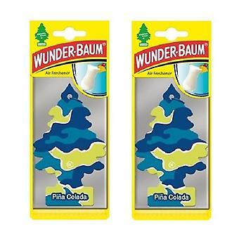 Wunder-Baum (Pina Colada) 2-Pack