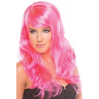 Burlesque Wig - Pink