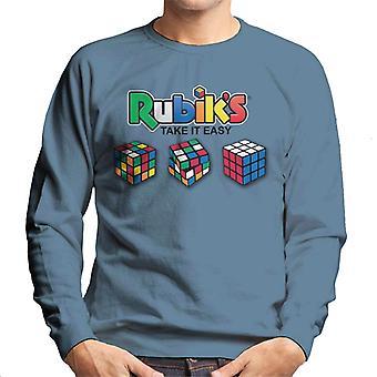 Rubikin on helppo miesten pusero
