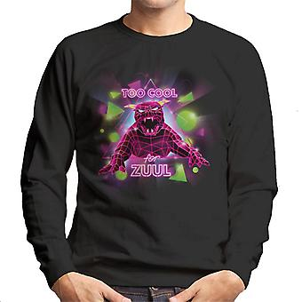 Ghostbusters Too Cool For Zuul Men's Sweatshirt