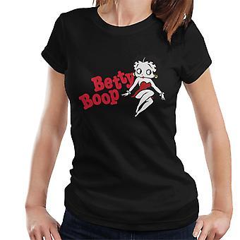 Betty Boop îmbrăcat femeiăs T-Shirt