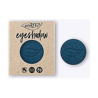 Ecological Blue Metallic Eyeshadow 07 Refill 2,5 g (Blue)