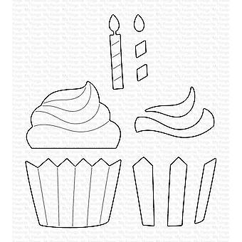 Meine Lieblings-Dinge Frosted Cupcake Die-namics
