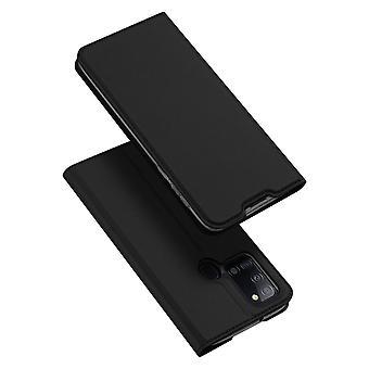 DUX DUCIS Pro-sarjan tapauksessa Samsung Galaxy A21s - musta