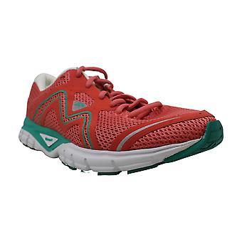 Karhu Mens Fluid3 Fulcrum Hibiscus/Tiger Low Top Lace Up Trail Running Shoes