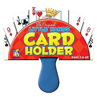 Games - Ceaco Gamewright - Little Hands Playing Card Holder 703