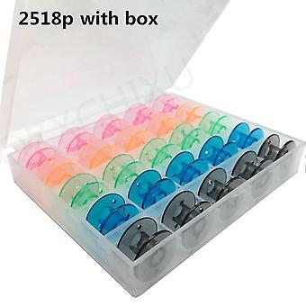 Machines à coudre vides Bobines - Boîte de rangement pour accessoires pour la maison