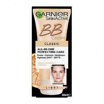 Garnier Skin Active BB Cream Classic All In One Perfecting Care - Licht