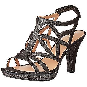 Naturalizer dame Danya åben tå særlige lejlighed ankel strop sandaler