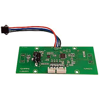 GYRO CIRCUIT BOARD (WIRED TYPE) - SINGLE