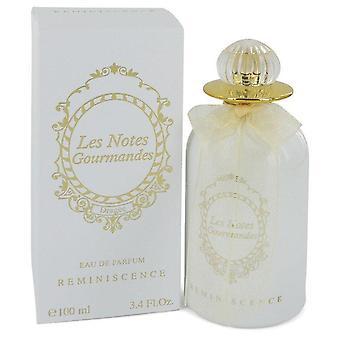 Herinnering heliotrope eau de parfum spray door herinnering 100 ml