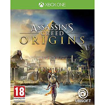 Assassin's Creed Origins Xbox One Game