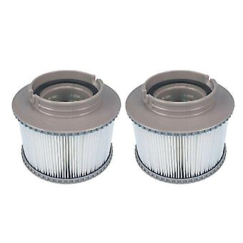 Filter Cartridges Strainer For All Models, Hot Tub Spas Swimming Pool For Mspa