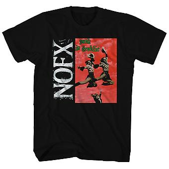 Nofx T Shirt Punk In Drublic Album Art NOFX Shirt