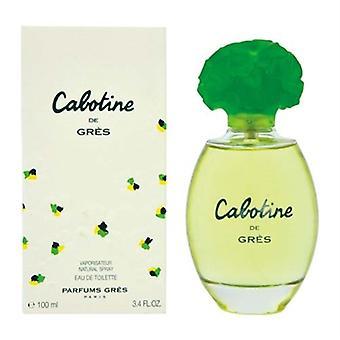Cabotine by Parfums Gres for Women 3.4 oz Eau De Toilette Spray