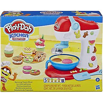 Play-Doh Kitchen Creations Spinning Treats Mixer (2020)