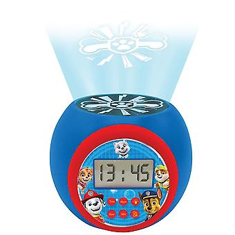 Lexibook Paw Patrol Childrens Projector Clock with Timer (Model No. RL977PA)
