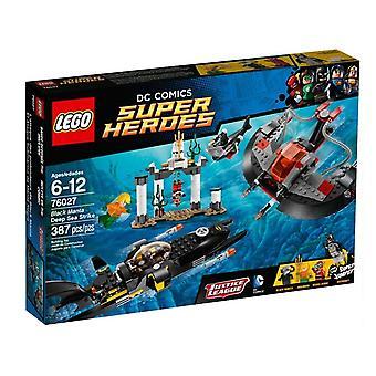 LEGO 76027 черный Манта глубокое море нападение