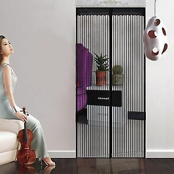 Anti-mosquito Magnetic Door Curtain For Doors And Windows