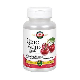 Kal Uric Acid Huuhtelu, 60 count