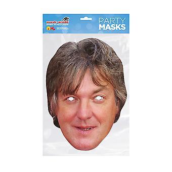 Mask-arade James Kan Kjendiser Party Ansiktsmaske