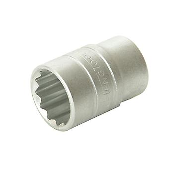 Teng Bi-Hexagon Socket 12 Point Regular A/F 1/2in Drive 1.1/16in TENM120134