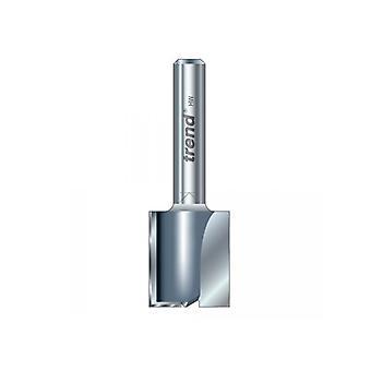 Trend 3/80 x 1/4 TCT Two Flute Cutter 12.7mm x 19mm TRE38014TC