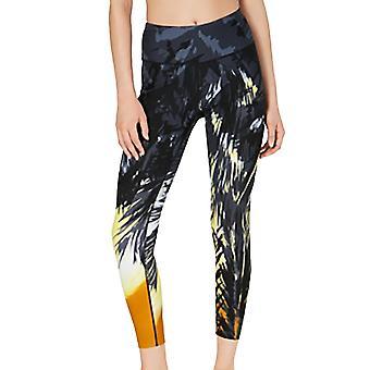 Calvin Klein Prestaties | Prestaties Palm-Print Leggings