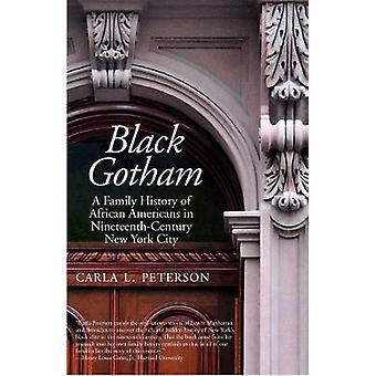 ゴッサム - 19 世紀ニューヨークのアフリカ系アメリカ人の家族の歴史をブラックします。