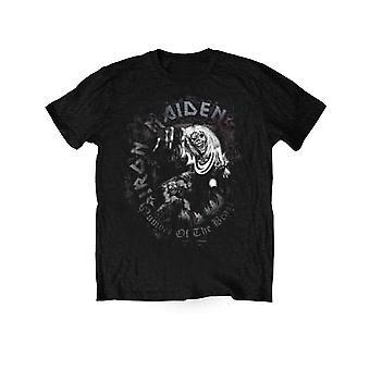 Iron Maiden Kids T Shirt Number of the Beast new Official Black Ages 5-14 yrs