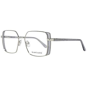 Silver Women Optical Frames