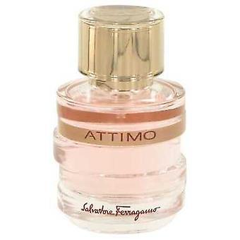 Attimo L'eau Florale By Salvatore Ferragamo Eau De Toilette Spray (unboxed) 1.7 Oz (women) V728-501050
