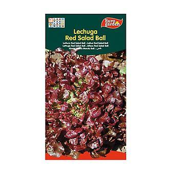 Red Salad Bowl Lettuce Seeds 5 g