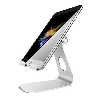 Tablet Stojan nastavitelný, hliníkový stolní stojan držák dokovací kompatibilní 4-13 palcový