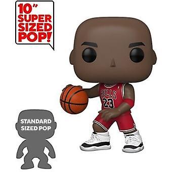 Bulls - Michael Jordan 10 (Red Jersey) USA import