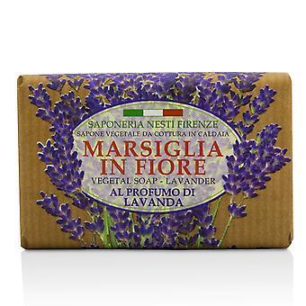 Marsiglia in fiore plantaardige zeep lavendel 221053 125g/4.3oz