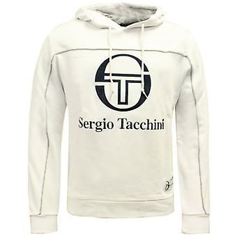 Sergio Tacchini Ground Hoodie Mens Pullover Sweatshirt Jumper 37865 108 A52B