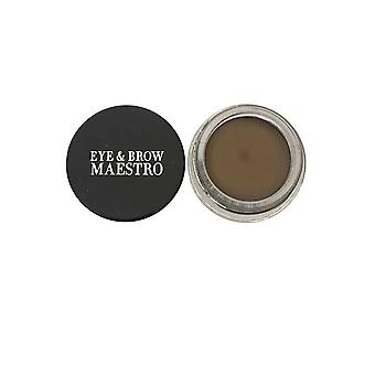 Armani Eye and Brow Maestro Shadow/Colour/Line 5g #4 Amber -Box Imperfect-